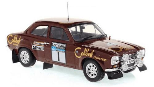WRC collection 1:24 salvat españa, Ford Escort RS 1600 1:24