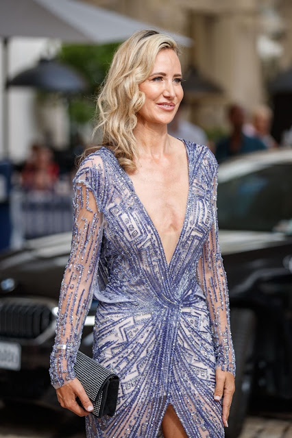 Lady Victoria Hervey At Hotel Martinez in Cannes Actress Trend