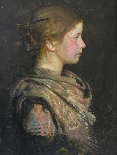 Abbott Handerson Thayer, American Artist (1849-1921)