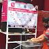 Bomberos de Ixtapaluca instalan lavabos móviles