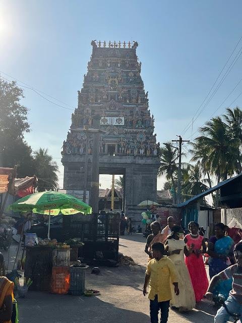 Parikal Lakshmi Narasimha Temple Gopuram