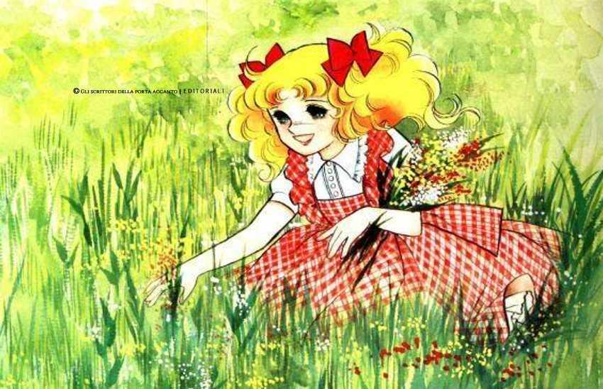 Candy Candy e le sue sorelle - Fumetti, Gli scrittori della porta accanto