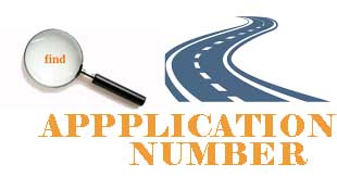 Search Application Number of Learning Licence
