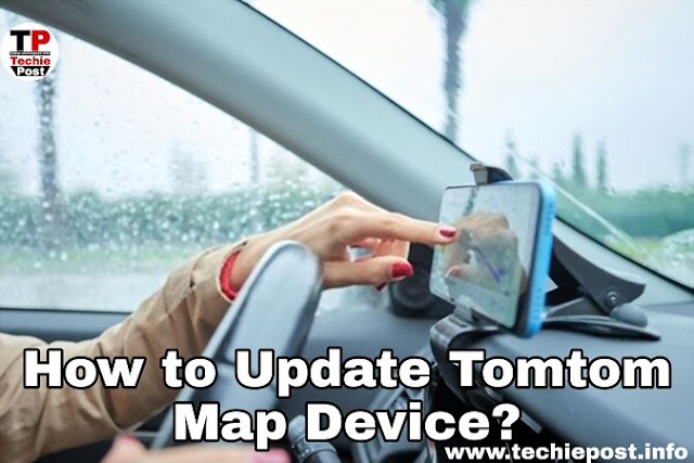 Tomtom Map Update