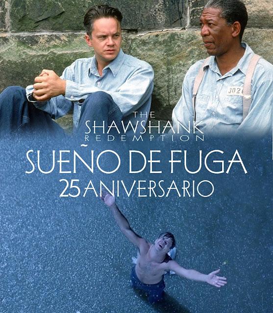 Shawshank Redemption 25 años