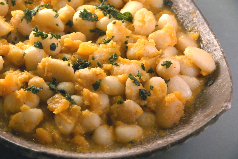 Toasted Gnocchi with Butternut Leek Sauce