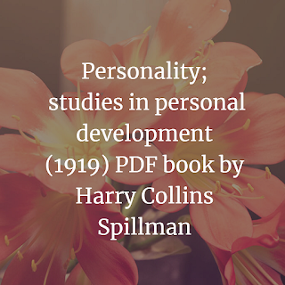studies in personal development