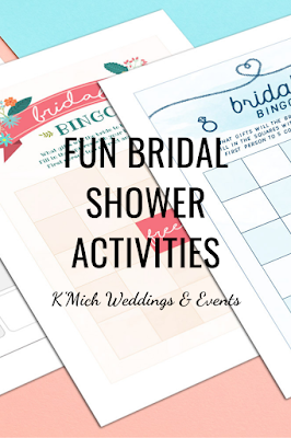 Wondering How To Make Your Bridal Shower Rock? Read this - Wedding Soiree Blog by K'Mich, Philadelphia's premier resource for wedding planning and inspiration - Shutterfly