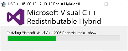 Descargar Visual C++ (2005-2019) Pack de Librerías Mega y Mediafire
