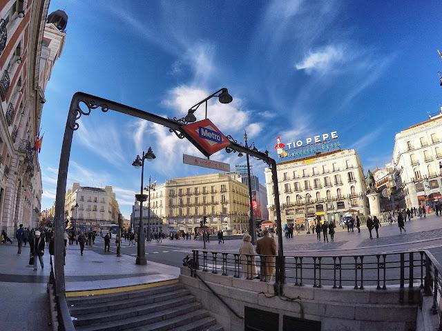 Estación de Puerta del Sol