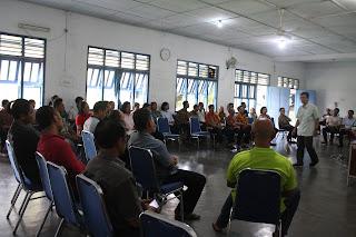 Rekoleksi dan Pembekalan DPP : Dewan Guyup, Paroki Hidup