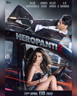 Heropanti 2 First Look Poster 4