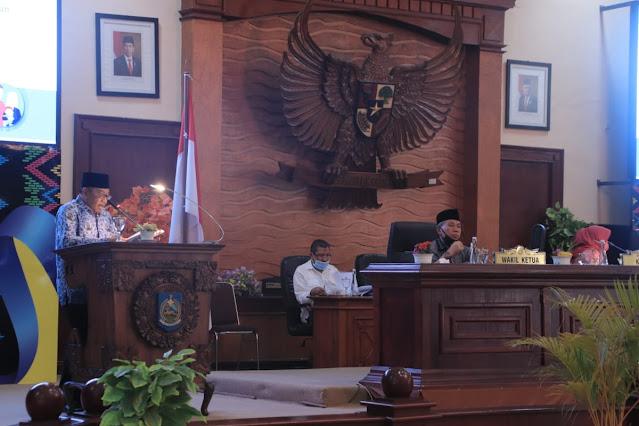 Wakil Gubernur Provinsi NTB, Dr. Hj. Sitti Rohmi Djalilllah