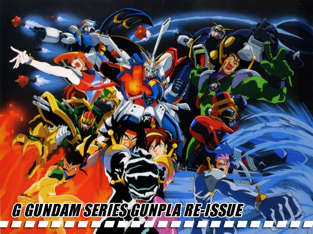 G Gundam Gunpla Series To Be Re Issued Plus Blu Ray Box Release Info Gundam Kits Collection News And Reviews