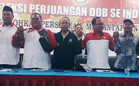 KP3S dan Fokorda CDOB PPS NTB Siap Hadiri Undangan Pimpinan Komisi 2 DPR RI