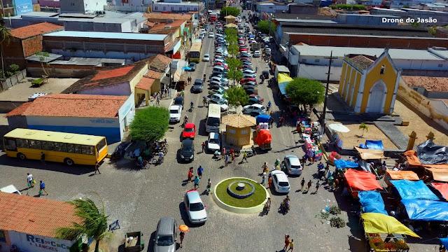 blogdojasão.com.br: Drone do Blog do Jasão mostra imagens da feira ...