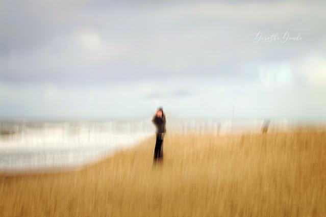 at the beach, icm, intentional camera movement, gestische Fotografie, art, Fotoart, photoart, Kunst, Fotokunst, Dorothe Domke, Sauerland