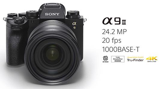 Sony A9 II и ее основные характеристики
