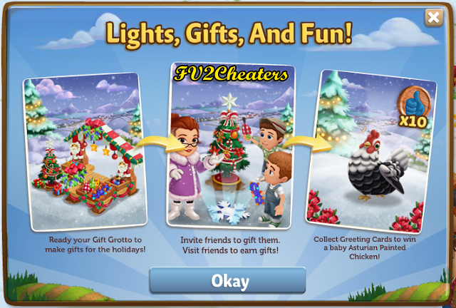 Farmville 2 Cheaters: Farmville 2 Cheat Code For Farm's Gift Grotto