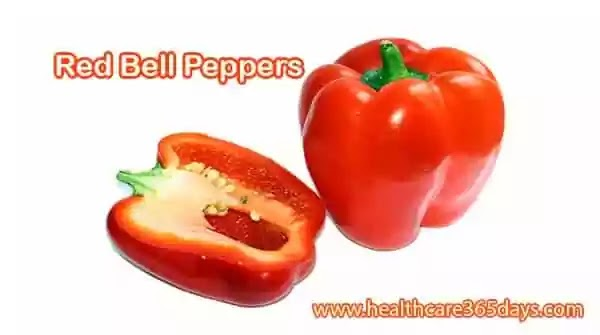 Red-Bell-Peppers-immunity-booster