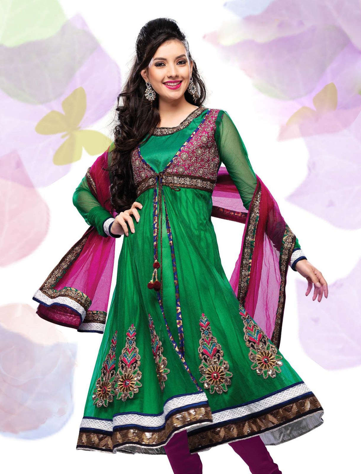 Elegance Of Living Fancy Salwar Kameez
