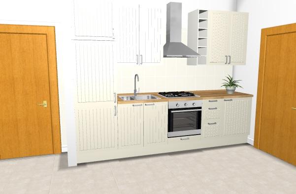 The peppermint land progetta la tua cucina su misura con for Ikea cucina 3d