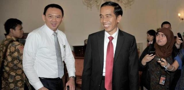 Jokowi Tak Bisa Cegah Ahok Masuk Penjara, Pengamat: Makanya Dikasih Pertamina