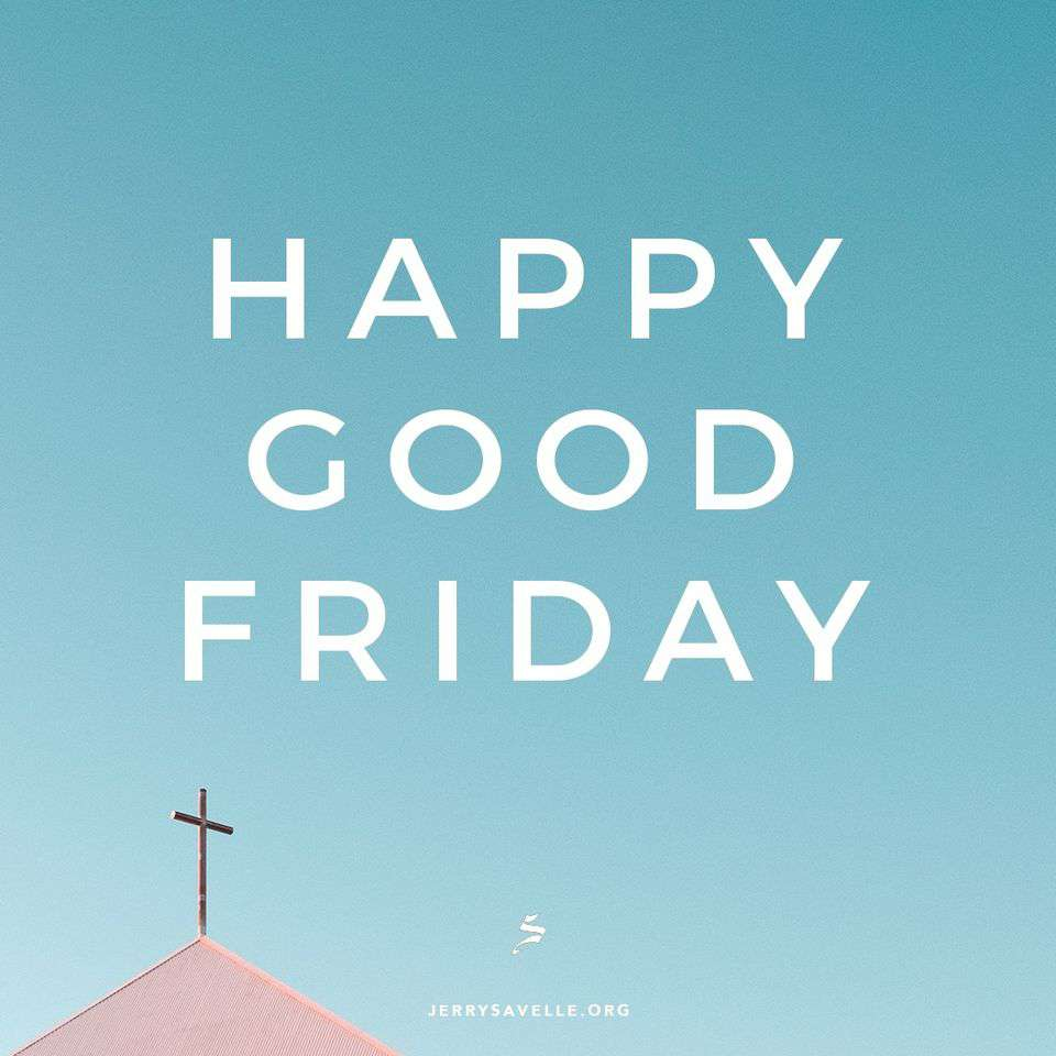Good Friday Wishes Beautiful Image