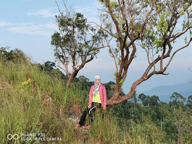 Bukit Berekeh di Sungai Siput Perak