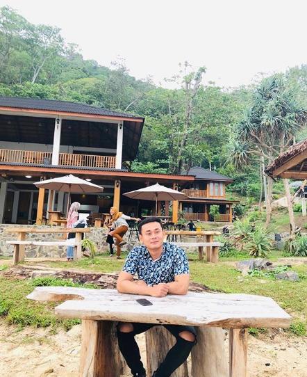 Berlibur Ke Pantai Momong Aceh, Pantai Yang begitu Mempesona