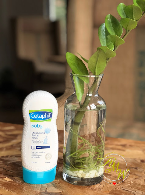 a photo of Cetaphil Baby products review