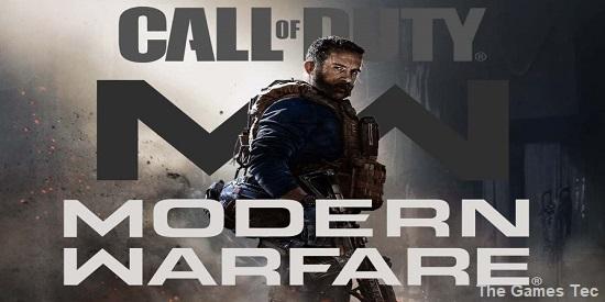 Call of Duty Modern Warfare 2019 PC Game