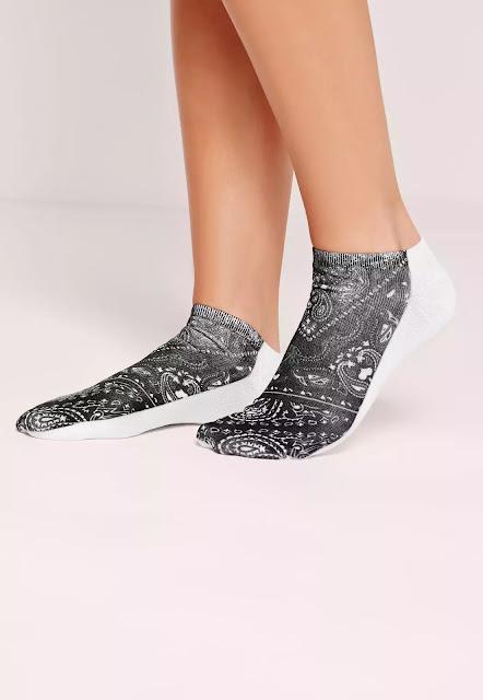 Calcetines bandana