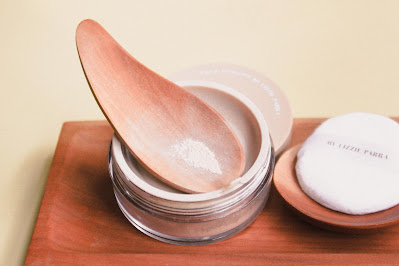 blp face powder review indonesia