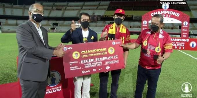 Liga Perdana Malaysia tiada nilai?