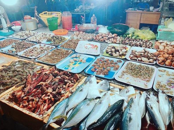 hải sản Vũng Tàu