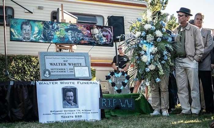 Walter White Karakter Fiksi