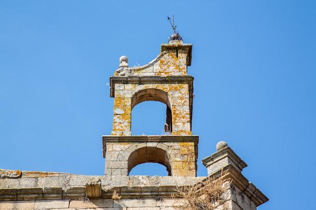 Torre en la Parroquia de San Mateo :: Canon EOS5D MkIII | ISO100 | Canon 24-105@105mm | f/10 | 1/80s