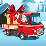 Christmas Vehicles Jigsaw