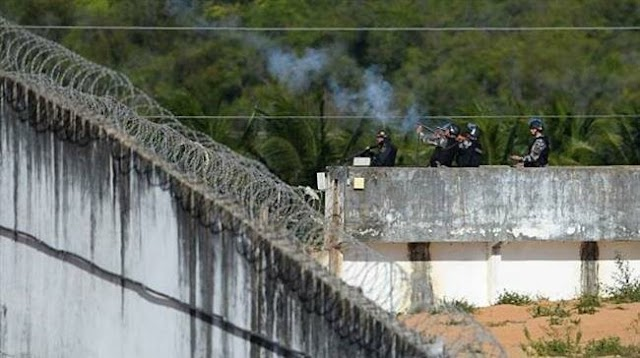 Clashes between prisoners in Brazil jail leave 15 dead
