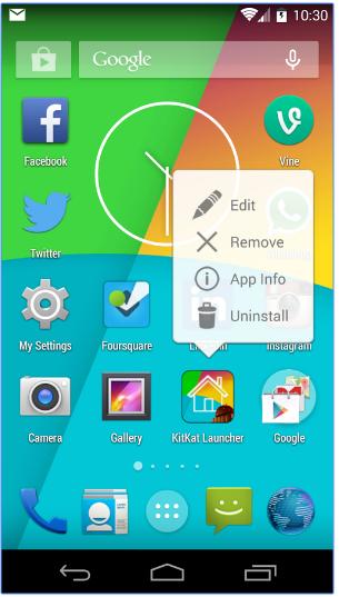 download lollipop launcher pro apk