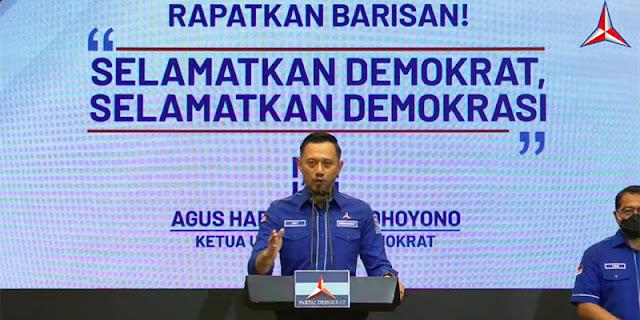 AHY Masuk 6 Besar Capres Pilihan Anak Muda, Demokrat: Inilah Kepercayaan Rakyat Sesungguhnya