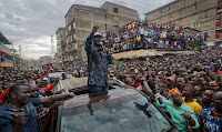 1 - RAILA ODINGA will be in the ballot in 2022 elections and he will beat WILLIAM RUTO badly – KIKUYUs are preparing to support JAKOM this time!