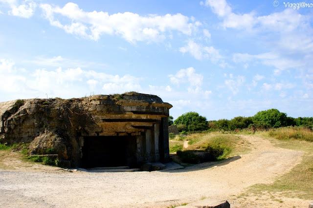 Uno dei punti di artiglieria del complesso