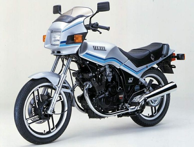 Yamaha XS250 Top Speed