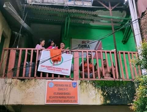 Banjir di Kemang, Jakarta Selatan, Berikut Kesaksian Relawan dan Warga