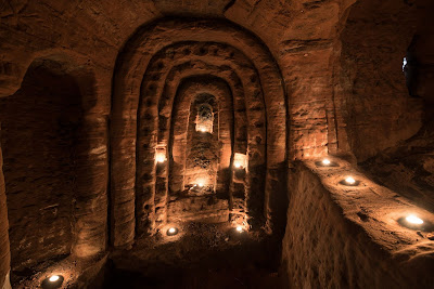 Підземний храм тамплієрів