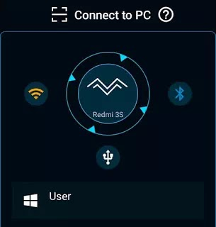 connect computer to mobile