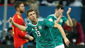 مباراة ألمانيا وإسبانيا