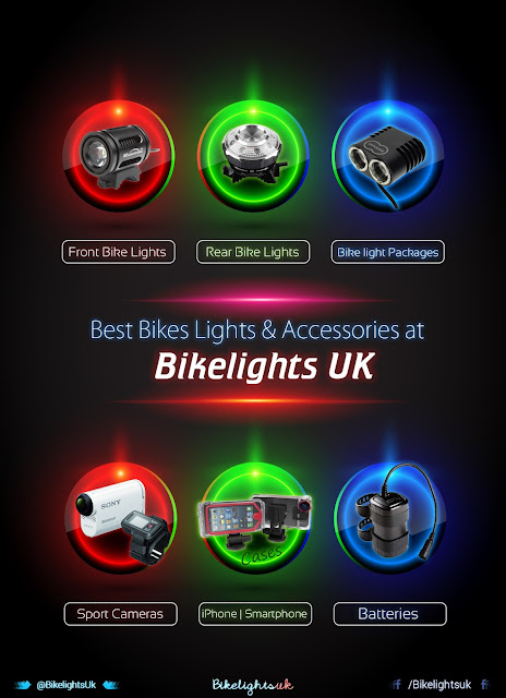 Best Bike Lights and Accessories at Bike Lights UK